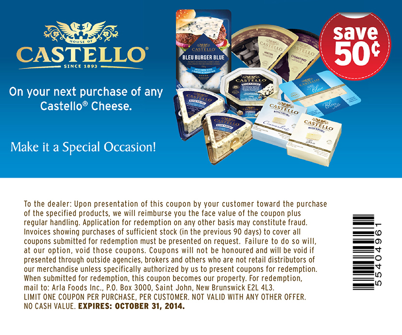 This is a picture of Trust Printable Coupons Canada