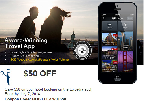 Expedia app coupon code