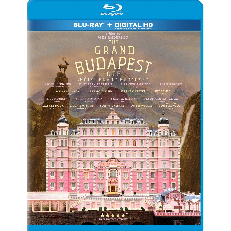 The Grand Budapest Hotel Website