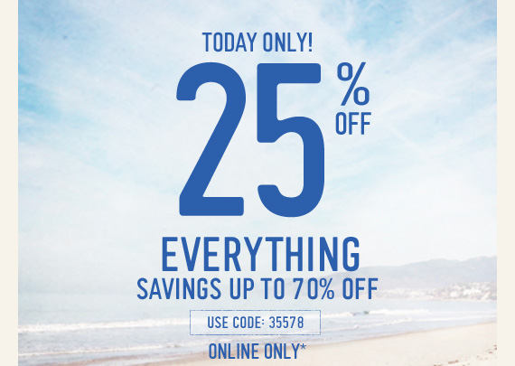 Hollister discount coupons usa
