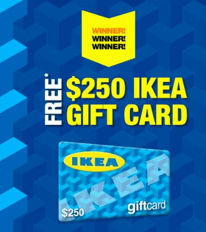 ikea gift card safeway dominos new smyrna. Black Bedroom Furniture Sets. Home Design Ideas