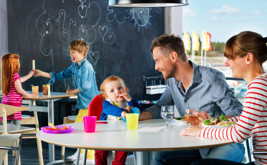 Ikea canada restaurant offers daily deals on meals as low for Ikea free kids meal