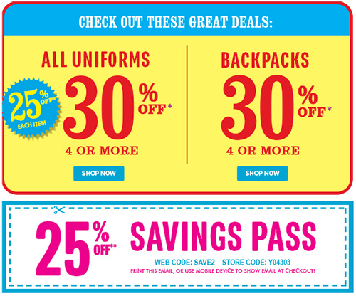 Children's place canada coupon code july 2018