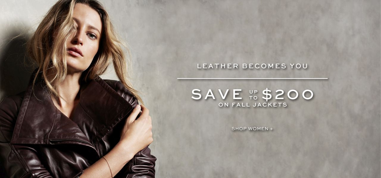 re into the leather jacket styles then check out danier leather canada