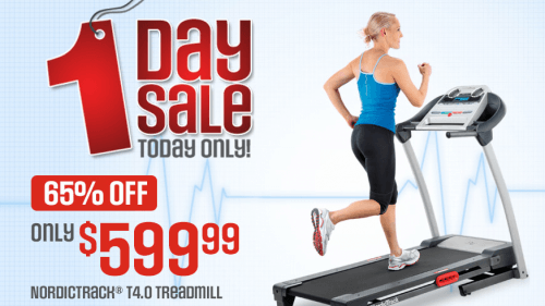 Sears exercise equipment coupons