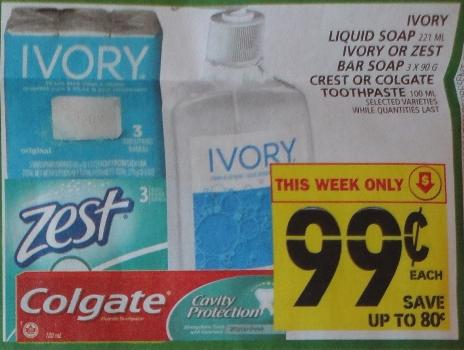 Ivory soap coupons
