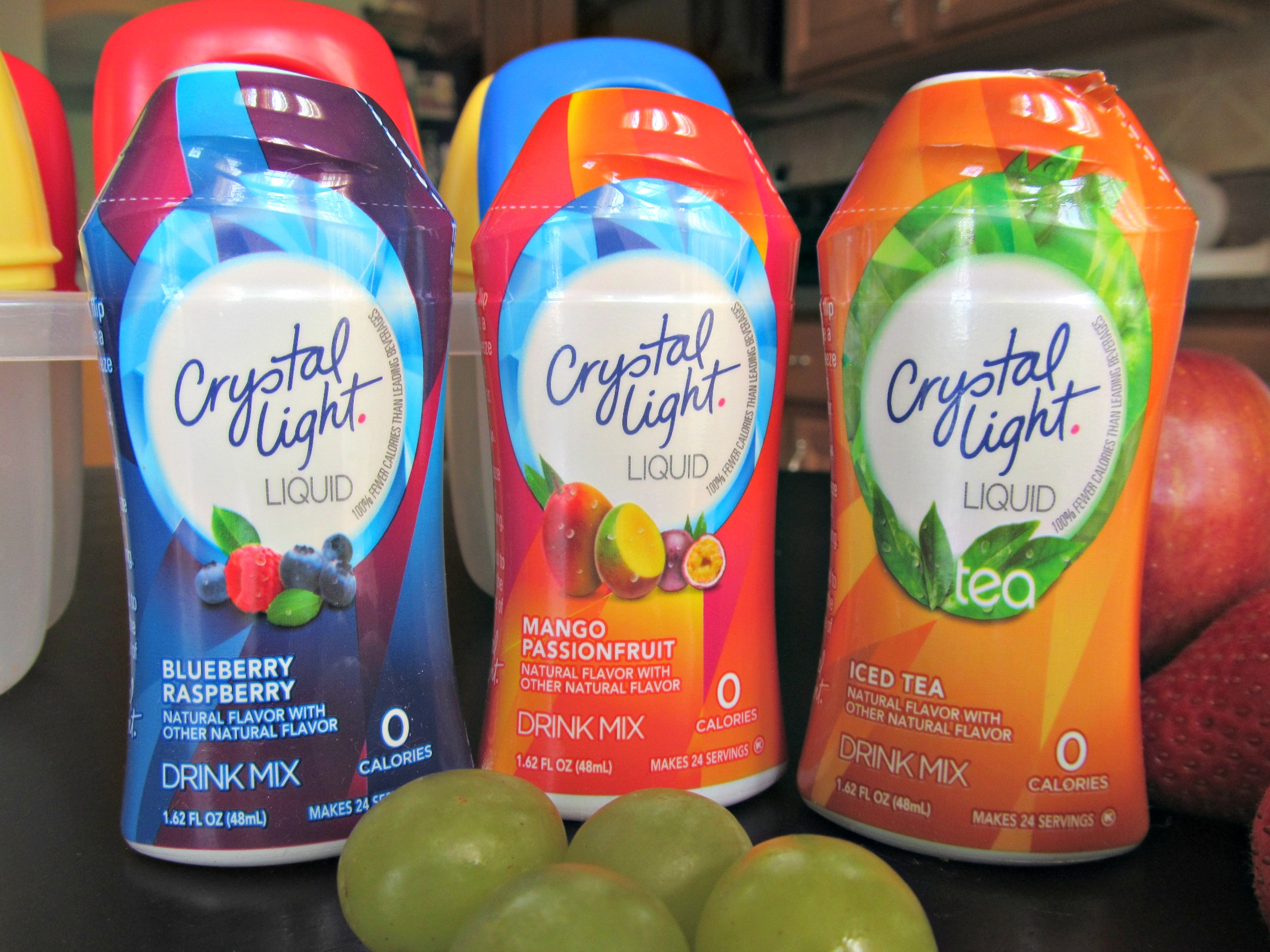 Coupon for crystal light liquid