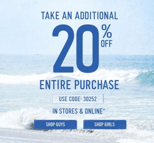 Hollister Coupons August 2018 In Store Target Online Coupon Codes