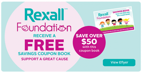 rexall coupon booklet