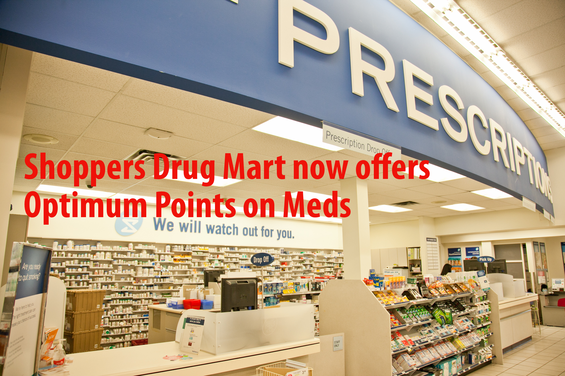 shoppers prescription