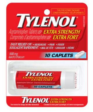 Tylenol coupon canada 2018