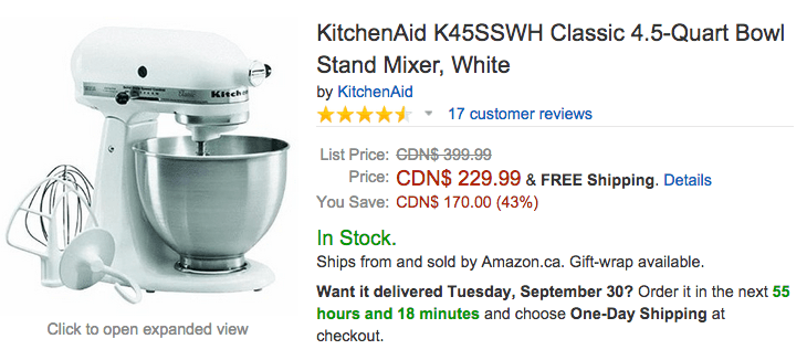 KitchenAid | Stand Mixers, Small Kitchen Appliances & More | Everything KitchensFree Shipping Over $· Holiday Savings Galore· Chef's Specials Are Live· Low Price Guarantee/10 (6, reviews)3,+ followers on Twitter.