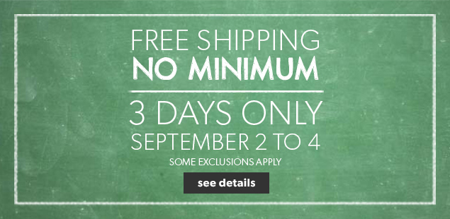 chapters free shipping