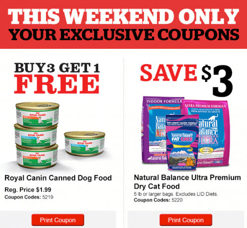 picture relating to Royal Canin Printable Coupon named Doggy Valu Canada Fresh Printable Coupon codes: Conserve $3 Off Natural and organic