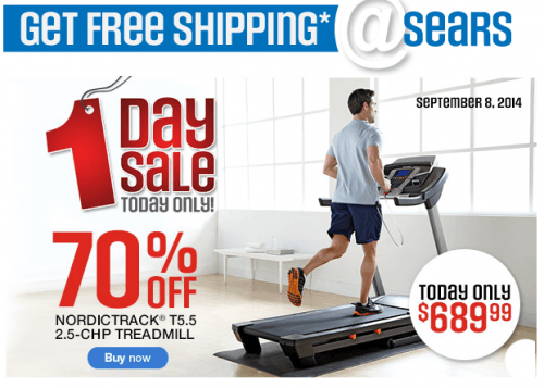 725ex proform price treadmill