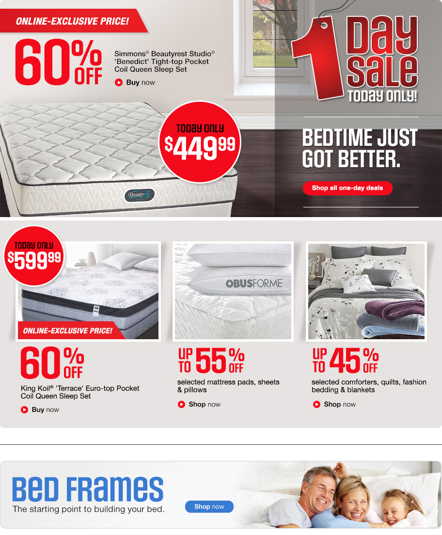 Sears Canada One Day Flash Sale Save Up To 60 Off