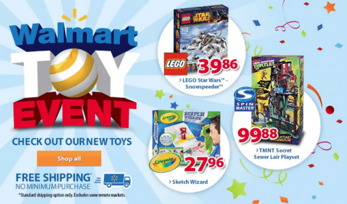 Walmart Top Toys 2014 : Walmart canada toy event save on hundreds of toys for