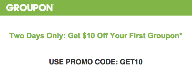 Groupon Canada Promo Codes: Get $10 Off $20 or More! - Hot