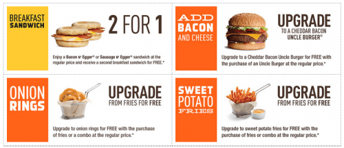 Avis free upgrade coupon canada