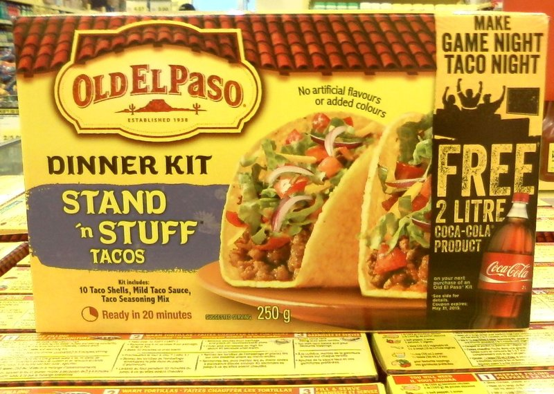 El paso taco kit coupons