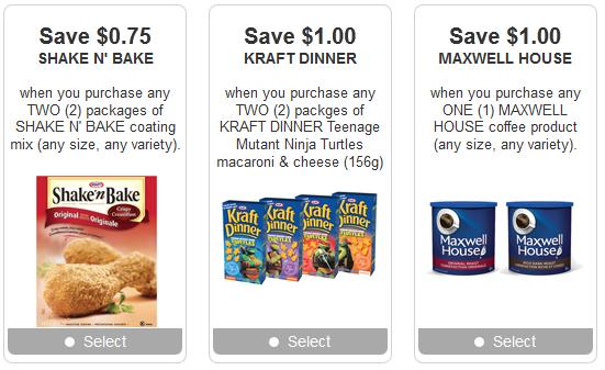 photo regarding Maxwell House Coupons Printable named Canadian Discount codes: Clean Coupon codes Readily available All through Kraft Whats