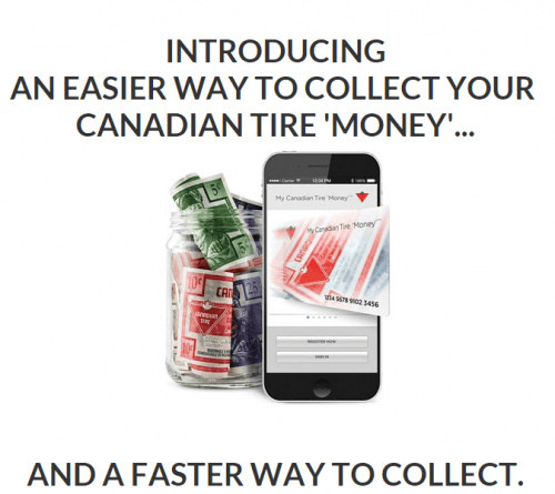 Canadian Tire: Canadian Tire Money is Now Digital! | Canadian