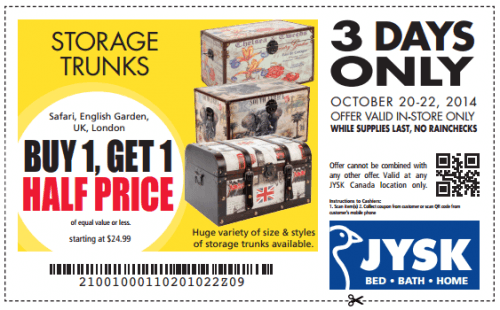 photo about Cheddars Printable Coupons named Jysk printable coupon codes 2018 - Coupon binder divider printables