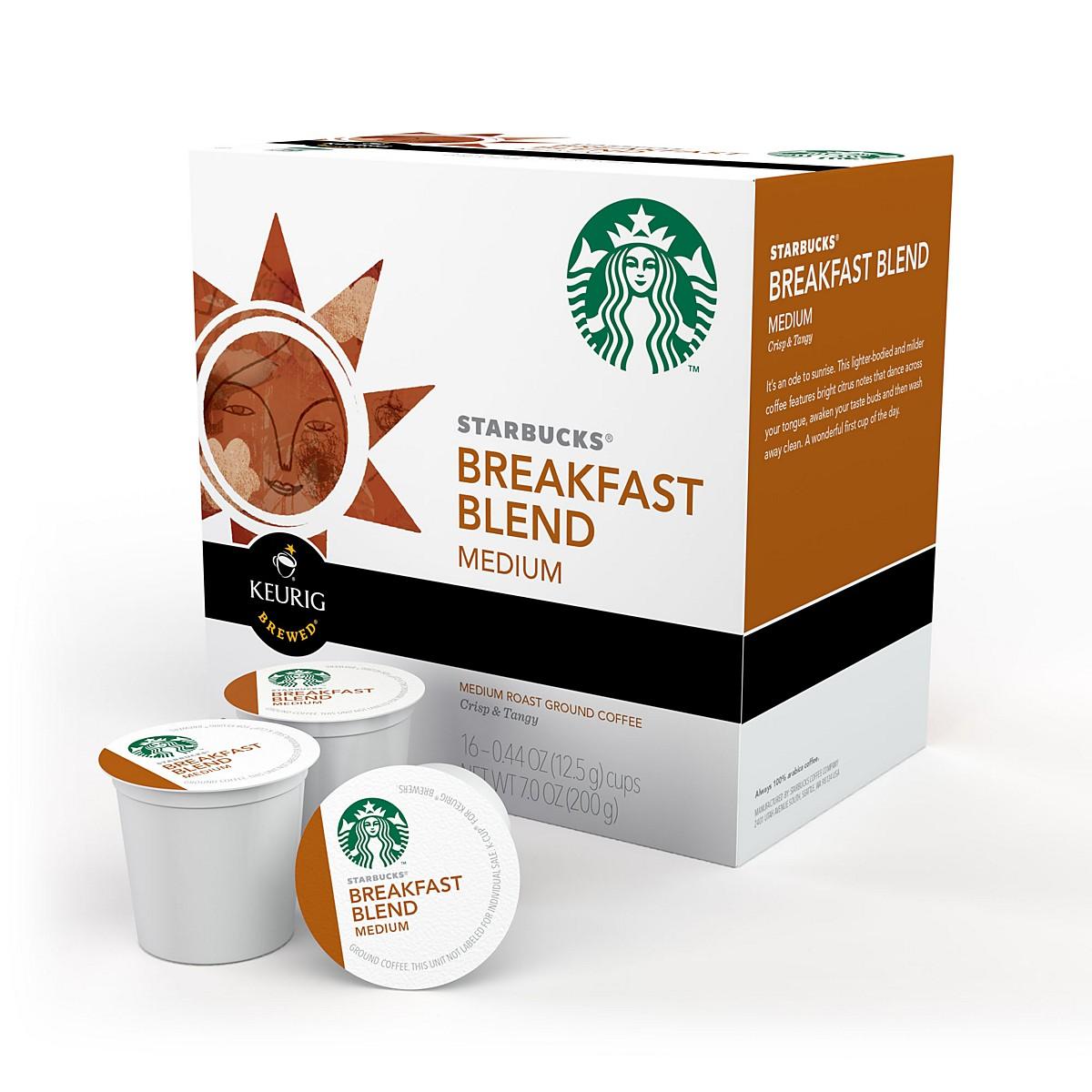 Starbucks k cup coupons 2018