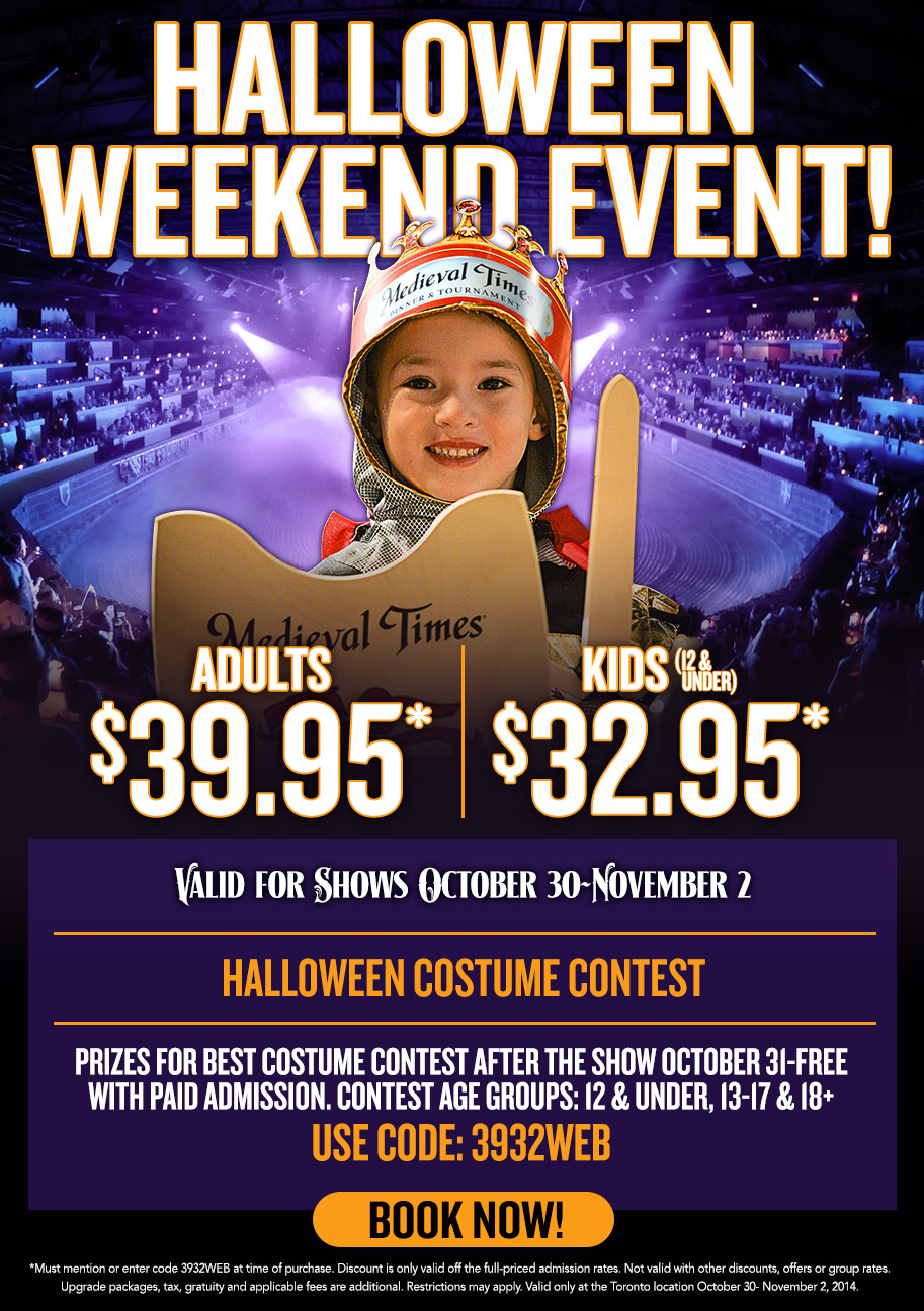 Medieval times nj discount coupons