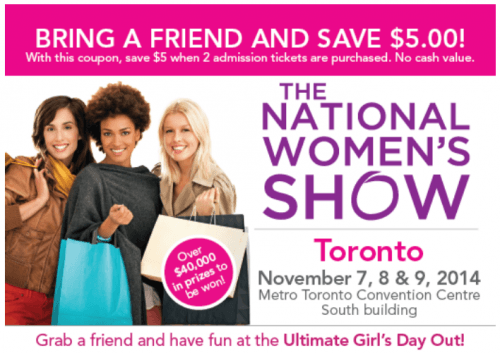 national womens show