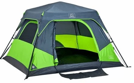 Walmart Canada Clearance Deal Get the Ventura Instant Cabin Tent 8×7 ft For Only $60 + Free Shipping  sc 1 st  Smart Canucks & Walmart Canada Clearance Deal: Get the Ventura Instant Cabin Tent ...