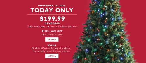 hudsons bay canada holiday sales - Black Friday Christmas Tree Sale