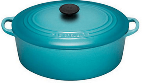 LE CREUSET Oval French Oven at The Bay sale