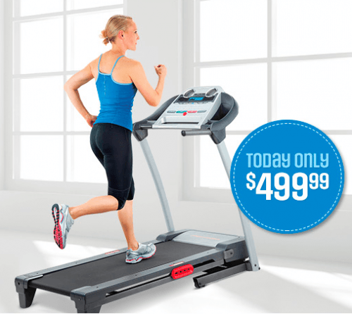 the treadmill orbiter