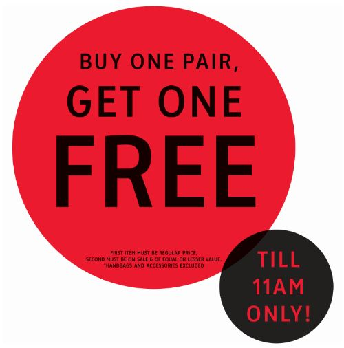 Payless Shoes: Buy One, Get One 50% Off + Extra 20% + Free Ship to