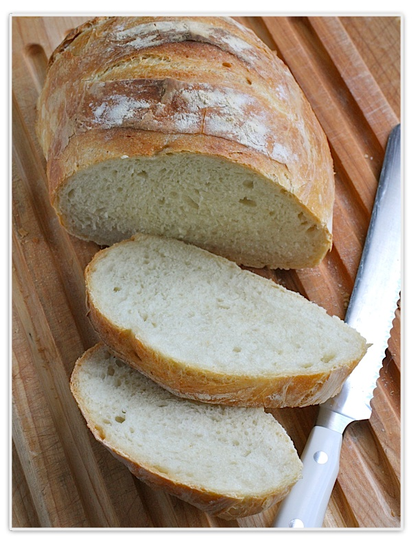 Billowy Off White Bread Recipe — Dishmaps