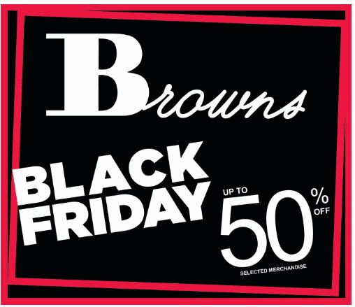 Browns Discount