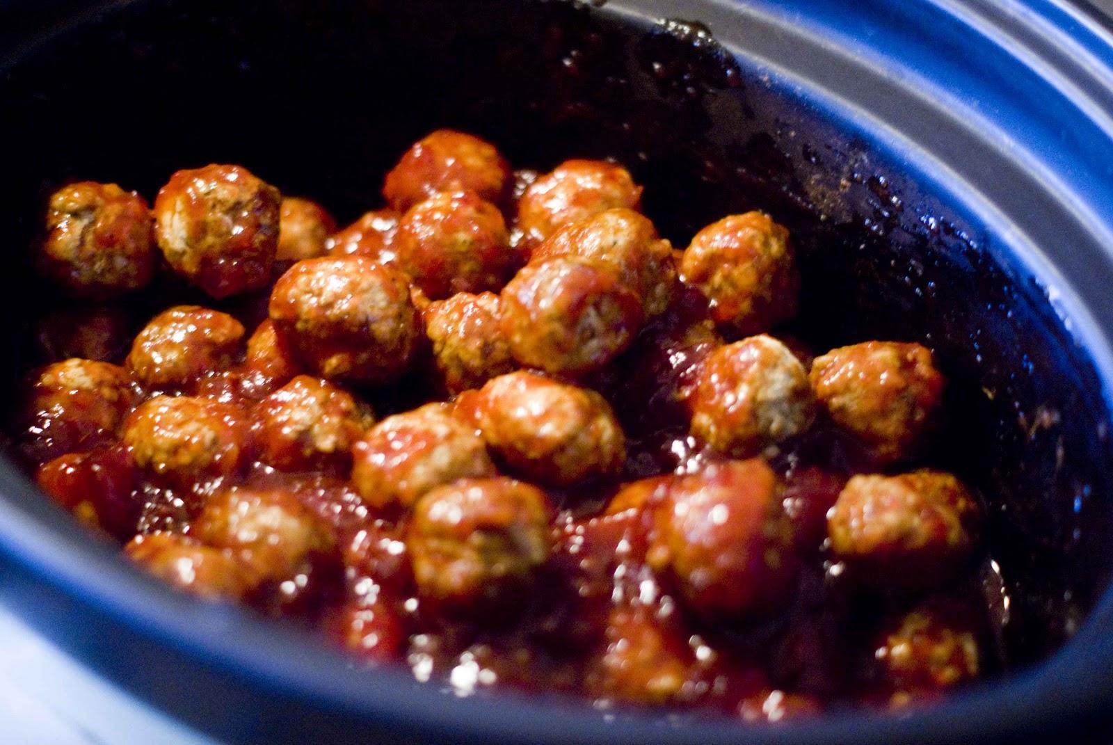crock pot meatballs