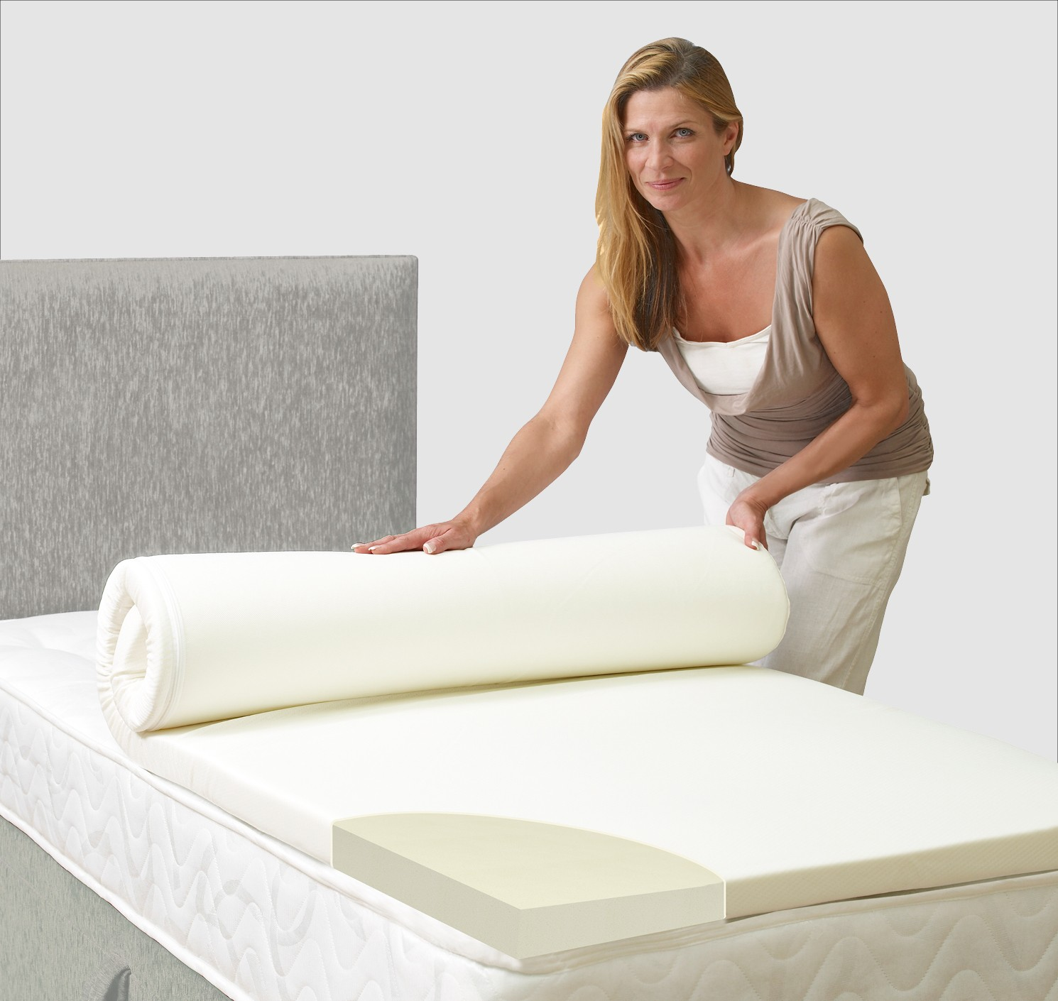 Amazon Canada Memory Foam Madness Buy The Memory Foam Solution 4 Inch Thick 4 Pound Density