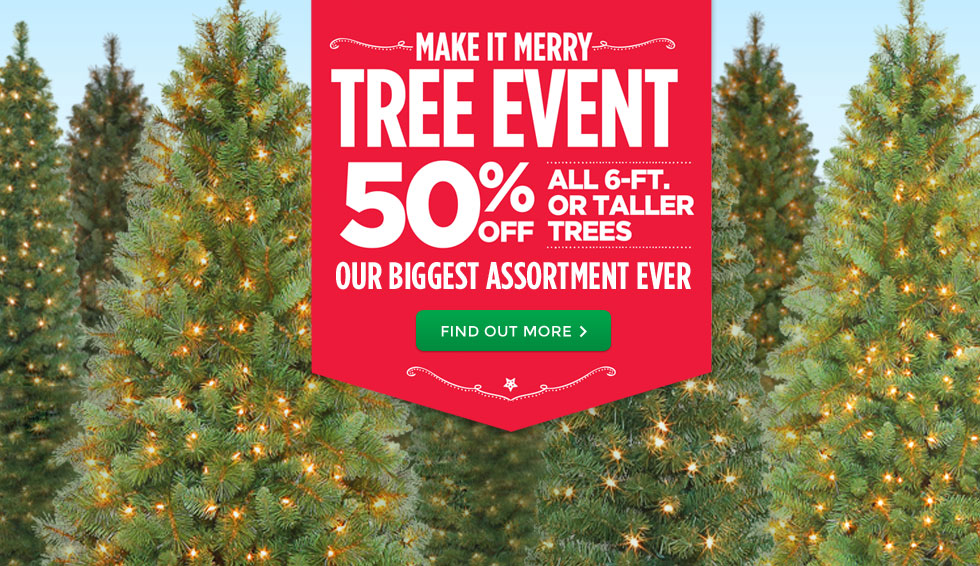 6 5 Ft Prelit Christmas Tree