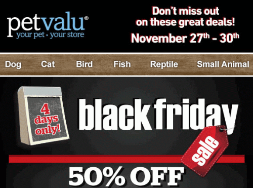 Black Friday Food Deals Kitchener