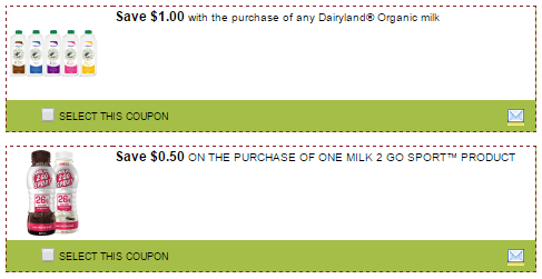 Dairyland milk coupons canada