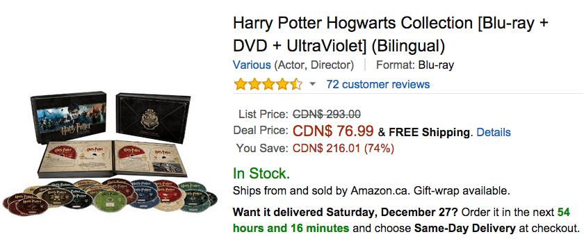Amazon 30