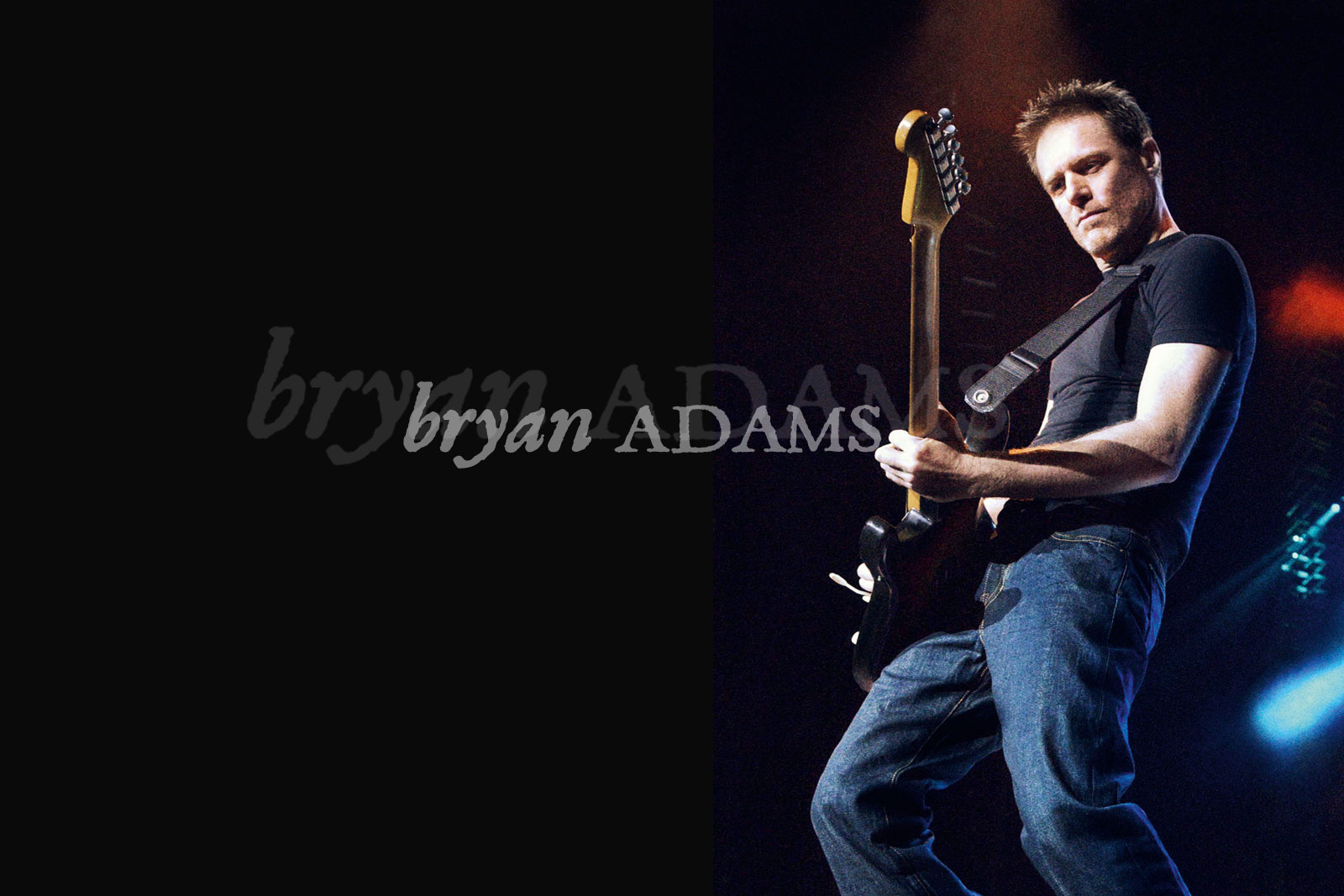 Bryan Adams Canadian Tour Dates