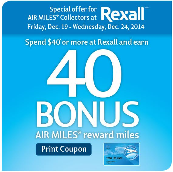 Rexall Coupon