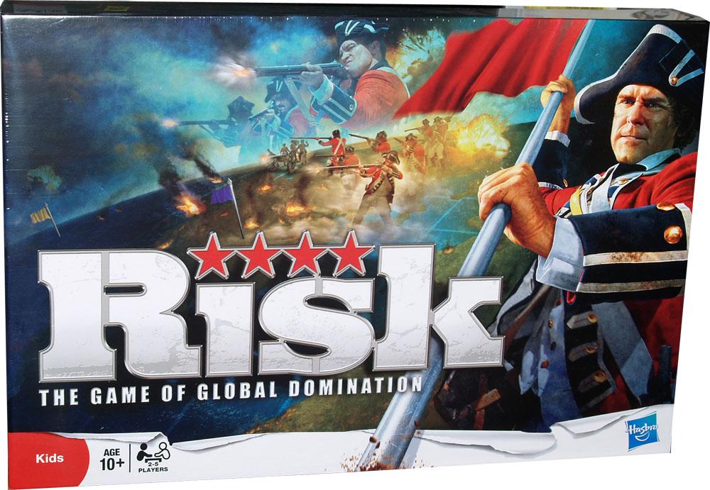 Risk-Game-of-Global-Domination