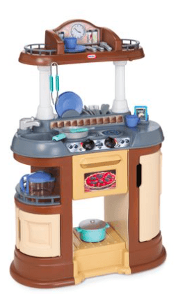 Walmart canada clearance sale get a blue or pink kids in for Kids kitchen set canada