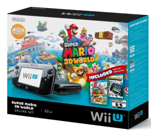 Amazon.ca HOT Deal: Get The Wii U Deluxe Bundle For $299