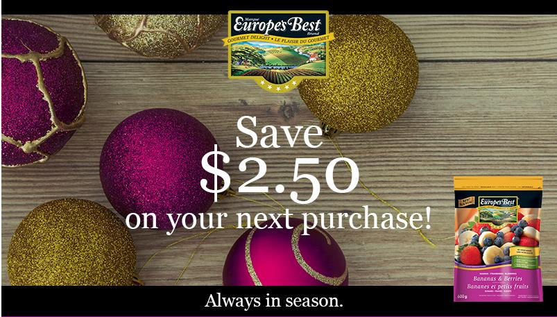 Europe's best coupons canada