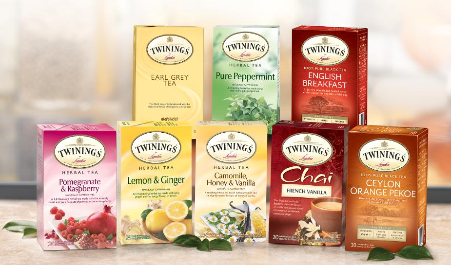 Canadian Free Samples: Twinings Tea Samplers | Canadian Freebies ...